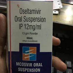 Mcosvir Oseltamivir Oral Suspension