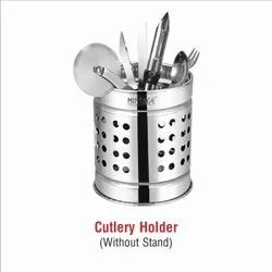 Stainless Steel  Cutlery Holder-101
