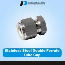 Stainless Steel Double Ferrule Tube Cap