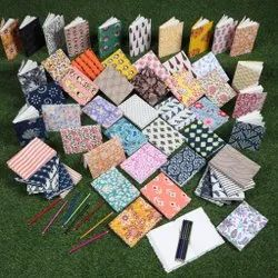 Traditional Handmade Fabric Cover Diary Exporter