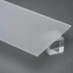 Matte Transparent Acrylic Sheets
