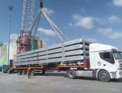Project Machinery Transporting Service