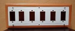 For Home PVC Switch Boards, Module Size: 10 X 4 X 2 Inch, 65