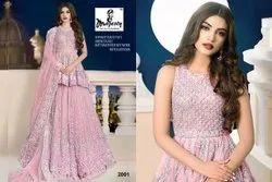 Majesty Noory 2 Net Designer Salwar Kameez Collection