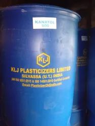 KLJ Plasticizer DOP, Grade: Industrial Grade, Packaging Size: 210 Kg