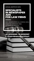 Newspaper Classified Advertising, in India