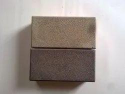 Solid Rectangular Concrete Blocks, Thickness: 60 mm