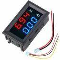 Digital Voltmeter (0-100V) and Ammeter (10 A) Dual Led Voltage Current Measurement Module