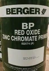 Berger Red Oxide Zinc Chromate Primer IS 2074 4 L