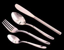 Rose Gold Jupiter Cutlery