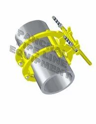 Manual Pipe line up External Clamp