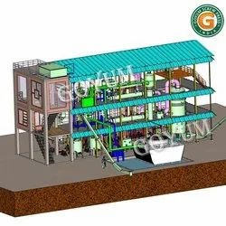 Sheanut Solvent Extraction Plant