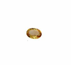 10.55 Carat Citrine Gemstone