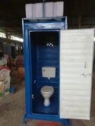 T-12b Western Toilet 3x3.5x8ft