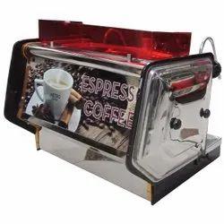 Steam Coffee Machine 22 Inch