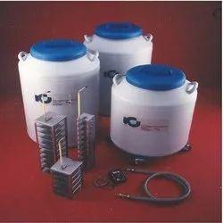 Biological Liquid Nitrogen Container
