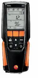 Testo 310 Two Sensor Flue Gas Analyser