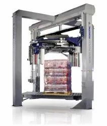 Stainless Steel Genesis Thunder Stretch Wrapping Machine