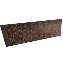 Polished Brazil Brown Granite Slab, For Countertops, Thickness: 16 mm