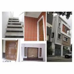 Residential Construction Project, in India