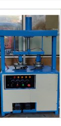 Silver Coated Tiffin Plates Machine