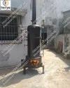 Wood Fired 150 KG/HR Steam Boiler