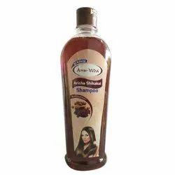 Anu Veda Aritha Shikakai Hair Shampoo, Packaging Size: 500 ml