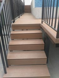 Balcony Wood Decking