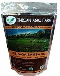 Organic Seeraga Samba Rice
