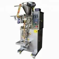 1.5kW SS Automatic Spice Powder Pouch Packing Machine For Food Processing Industry, 220 V