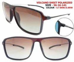 Valcano Round Sunglass