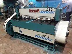 1525x2 mm Mechanical Shearing Machine Under Crank
