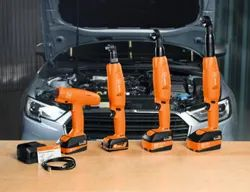 Screwdrivers With Different Tool Mountings