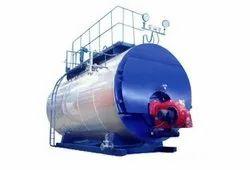 Oil & Gas Fired 3500 kg/hr Steam Boiler, IBR Approved