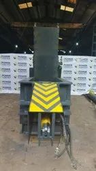 Double Action Scrap Baling Machine Top Ejection