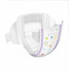 Nonwoven High Absorbent Shail Baby Diaper, Packaging Size: 5 Piece