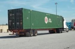 Container Trailer Transportation Service