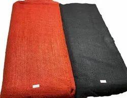 Plain 35inch Raw Silk Fabric, For Garments