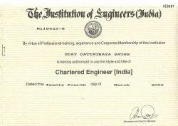 Online Chartered Engineering Services