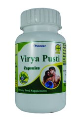 Virya Pushti Capsule 60 Capsules