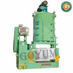 Mustard Seed Oil Extraction Machine