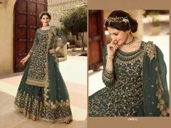 Glossy Simar Amyra Shaivi 15030-15035 Series, Designer Collection , Latest Wedding Wear Collection