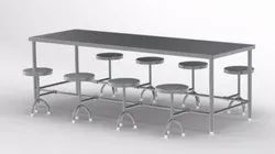 Canteen Table 8 Seater