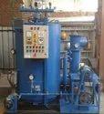 Oil & Gas Fired 300 Kg/hr Coil Type Steam Boiler, Non-IBR