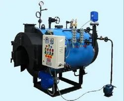 Wood Fired 400 kg/hr Small Industrial Boiler (SIB), IBR Approved