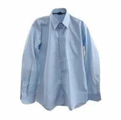 Men Cotton Formal Shirt, Plain
