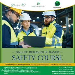 30 - 40 Behaviour Based Safety Training, Location: Pan India