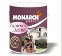 Monarch Crownex Ultra Advanced Anti Fungal Weather Proof Emulsion 10 ltr