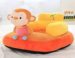 yellow super soft monkey Rocking chair for kids, For Home