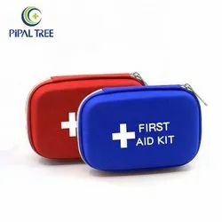First Aid Kit Top Quality Red Emergency Kit Outdoor Emergency Medical EVA First Aid Bag